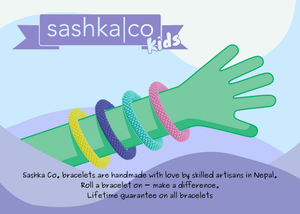 Sashka Co. Kids Bracelets