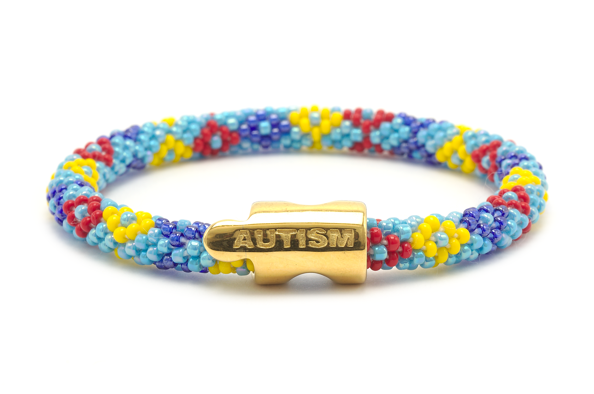 Sashka Co. Cause Bracelet Mixed Autism Cause Bracelet