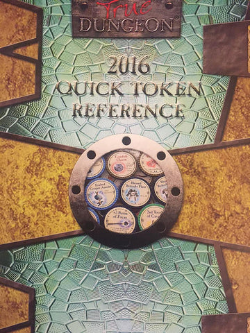 2016 Quick Token Reference Guide