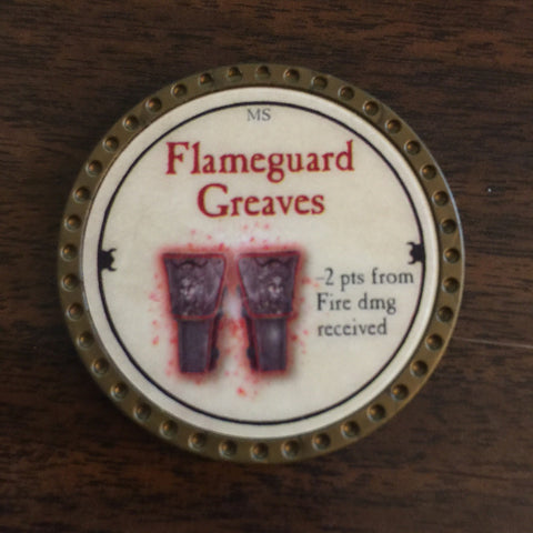 Flameguard Greaves