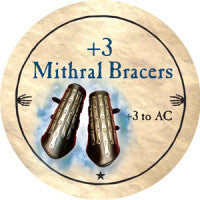 +3 Mithral Bracers