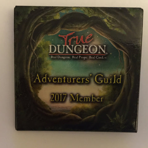 2017 Adventures' Guild Badge