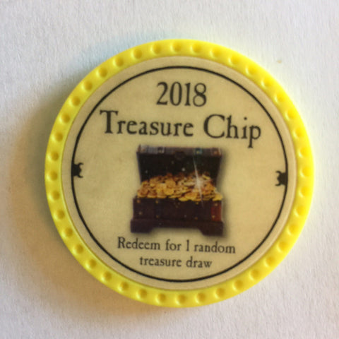 2018 Treasure Chip