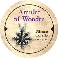 Amulet of Wonder