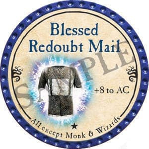 Blessed Redoubt Mail