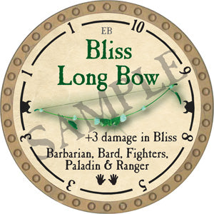 Bliss Long Bow