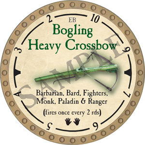 Bogling Heavy Crossbow