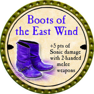 Boots of the East Wind Ultra Rare