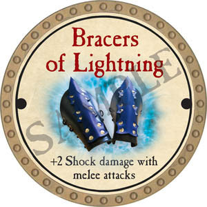 Bracers of Lightning