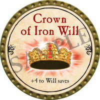 Crown of Iron Will