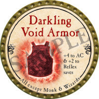 Darkling Void Armor
