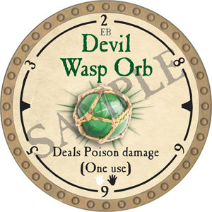 Devil Wasp Orb