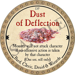 Dust of Deflection