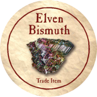 True Dungeon Elven Bismuth Token