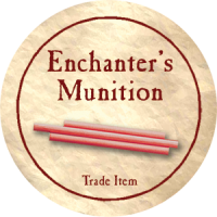 True Dungeon Enchanter's Munition Token
