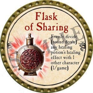 Flask of Sharing