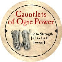 Gauntlets of Ogre Power