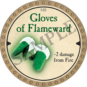 Gloves of Flameward