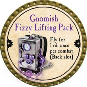 Gnomish Fizzy Lifting Pack