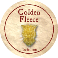 True Dungeon Golden Fleece Token