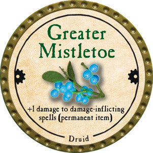 Greater Mistletoe