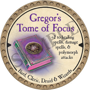 Gregor's Tome of Focus
