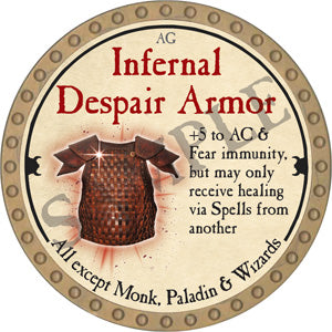 Infernal Despair Armor