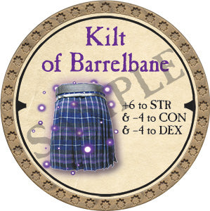 Kilt of Barrelbane