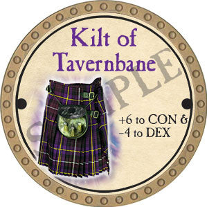 Kilt of Tavernbane