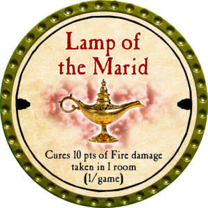 Lamp of the Marid