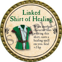 Linked Shirt of Healing