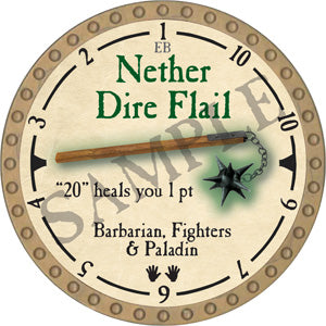 Nether Dire Flail