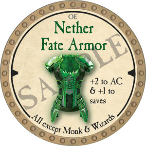 Nether Fate Armor