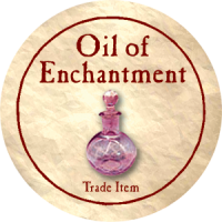 True Dungeon Oil of Enchantment Token