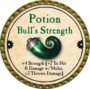 Potion Bull's Strength