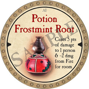 Potion Frostmint Root
