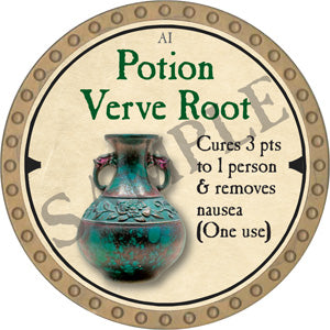 Potion Verve Root