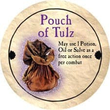 Pouch of Tulz