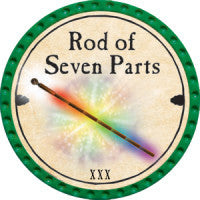 True Dungeon Rod of Seven Parts Token