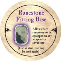 Runestone Fitting Base