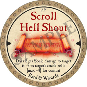Scroll Hell Shout