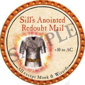 Sill's Anointed Redoubt Mail