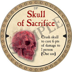 Skull of Sacrifice