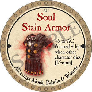 Soul Stain Armor