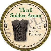 Thrall Soldier Armor