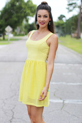 Golden Ticket Dress - Never Naked Boutique