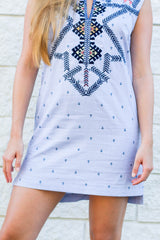 Anchor Summer Dress