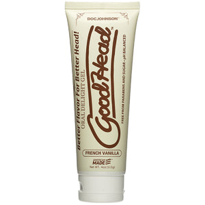 Oral Delight Gel - 4 Oz Tube (French Vanilla)