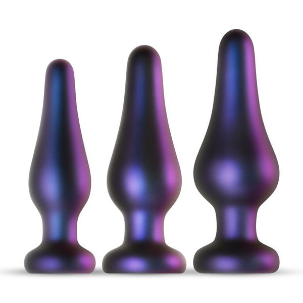 Comets 3 Pc Butt Plug Set