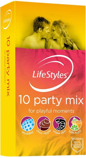 Party Mix 10's